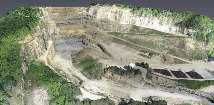 Quarry Point Cloud