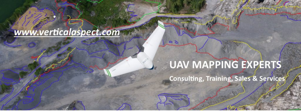 Vertical Aspect UAV Mapping Experts