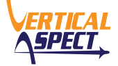 Vertical Aspect logo