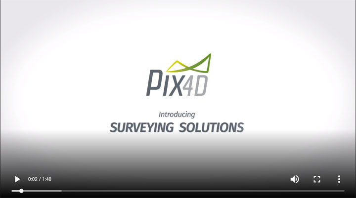 Pix4D – Surveying Solutions